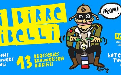 Vini, Birre, Ribelli – Brussels  7-8th December 2014