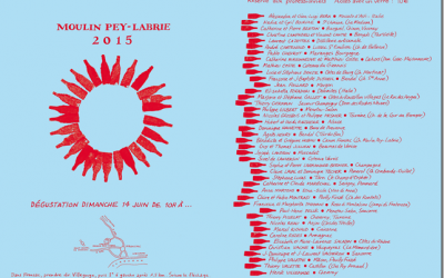 Tasting at Moulin Pey-Labrie – Fronsac