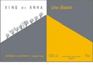 Vino Di Anna labels-bianco
